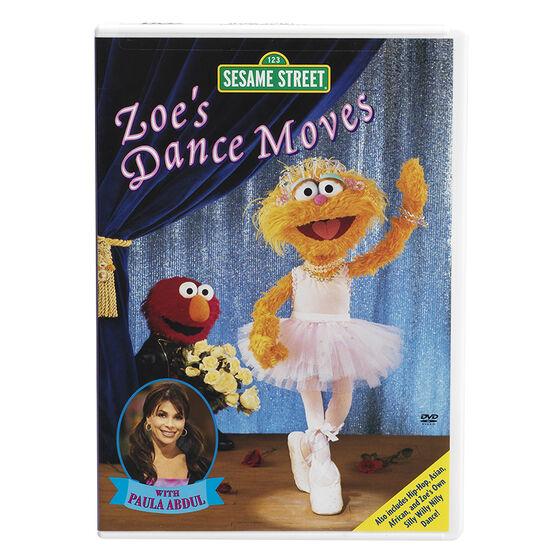 Sesame Street: Zoe's Dance Moves - DVD
