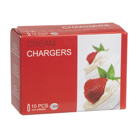 ICO N2O Chargers - 8gms/10 pack