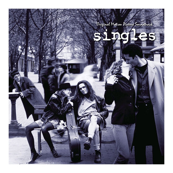 Soundtrack - Singles (Deluxe Edition) - 2 LP Vinyl