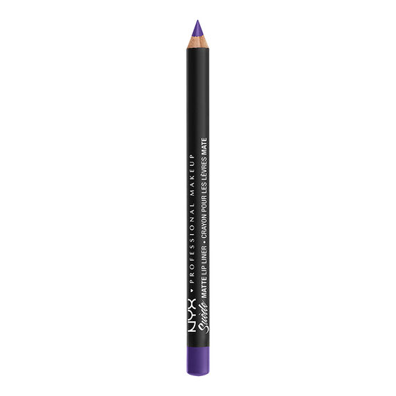 NYX Professional Makeup Suede Matte Lip Liner - Amethyst