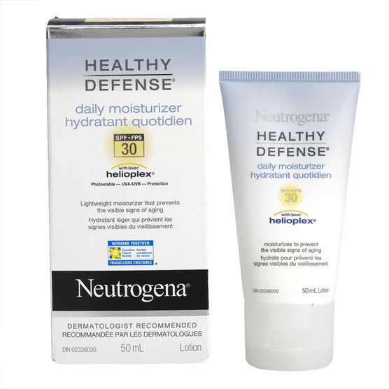 Neutrogena Healthy Defense Daily Moisturizer - SPF 30 - 50ml