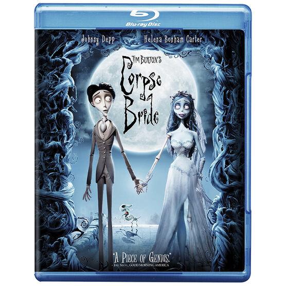 Corpse Bride - Blu-ray