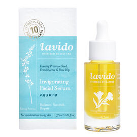 Lavido Invigorating Facial Serum - 30ml