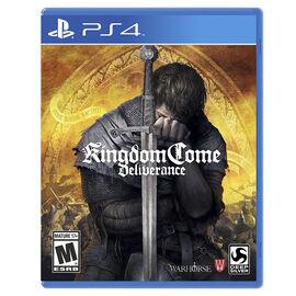 PS4 Kingdom Come - Deliverance