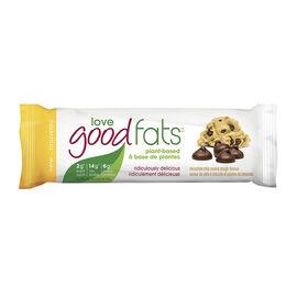 Love Good Fats Plant Based Bar - Chocolate Cookie Dough - 39g