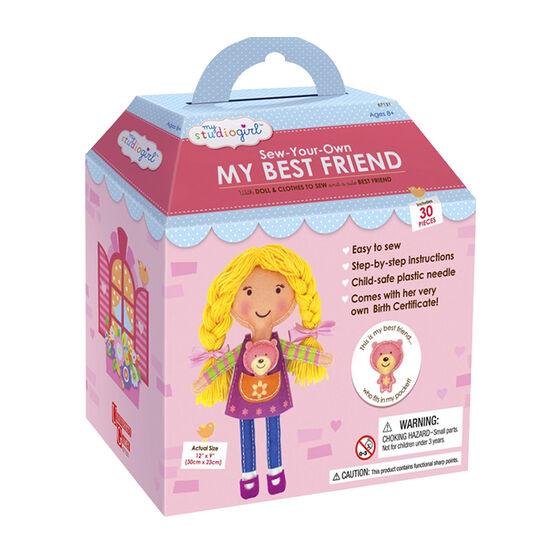 My Best Friend Doll - Blonde - 67131