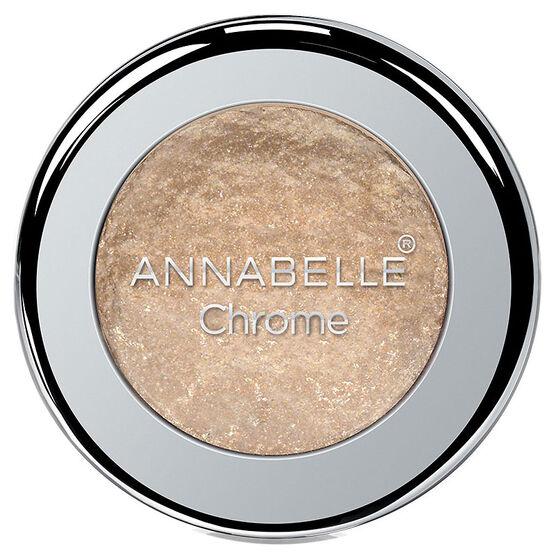 Annabelle Chrome Single Eyeshadow - Gold