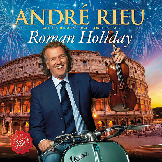 Andre Rieu - Roman Holiday - CD