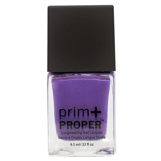 Prim + Proper Nail Lacquer - Victoria Violet