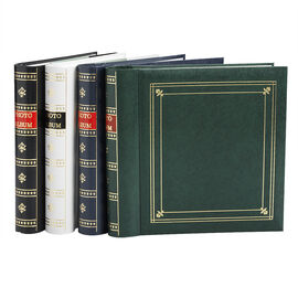 Pioneer Book Bound Bi-Directional Memo Album - 200 Photos - 2 Up