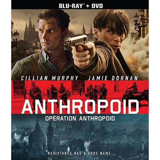 Anthropoid - Blu-ray