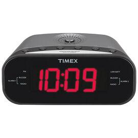 Timex AM/FM Alarm Clock - Silver - T231