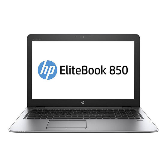 HP EliteBook 850 G3  Business Laptop - 15.6 inch - V1H17UT#ABA