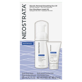 NEOSTRATA Resurface Glycolic Renewal Smoothing Duo 20 - 2 piece