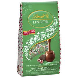 Lindor Mint Cookie Bag - 150g