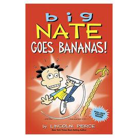 Big Nate Goes Bananas by Lincoln Peirce