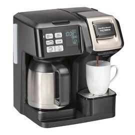Hamilton Beach FlexBrew 2 Way Coffee Maker - Black - 49966