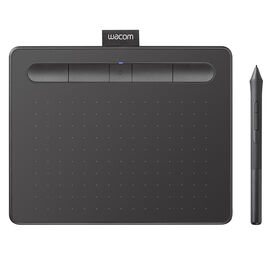 Wacom Intuos Wireless Drawing Pen Tablet - Small - Black - CTL4100WLK