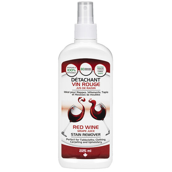 red wine grape juice stain remover 225ml london drugs. Black Bedroom Furniture Sets. Home Design Ideas