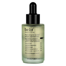 belif Peat Miracle Revital Serum - 30ml