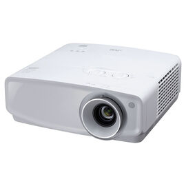 JVC 4K UHD DLP Projector - White - LXUH1W