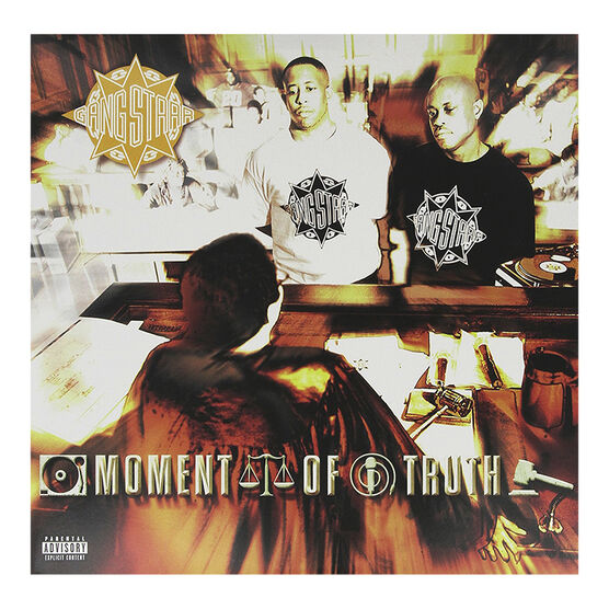 Gang Starr - Moment of Truth - Vinyl
