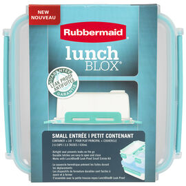 Rubbermaid LunchBlox - Small Entrée - Assorted