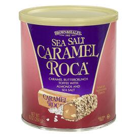Brown & Haley Roca - Sea Salt & Caramel - 284g