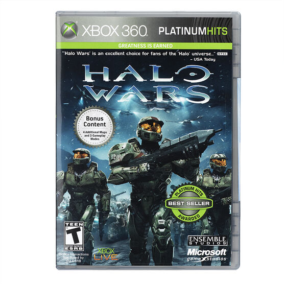Halo Wars: Platinum Hits