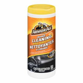 Armor All Orange Cleaning Wipes - 25 pack