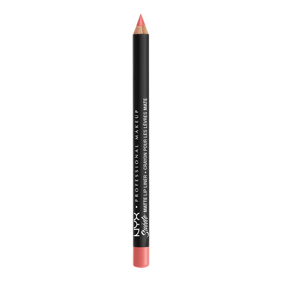 NYX Professional Makeup Suede Matte Lip Liner - Life's a Beach