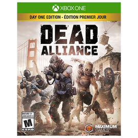 Xbox One Dead Alliance
