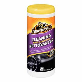 Armor All Cleaning Wipes - 25's