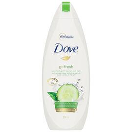 Dove Go Fresh Cool Moisture Cucumber & Green Tea Scent Body Wash - 354ml