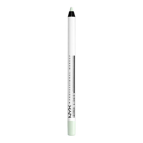 NYX Professional Makeup Faux Whites Eye Brightener - Mint Cream