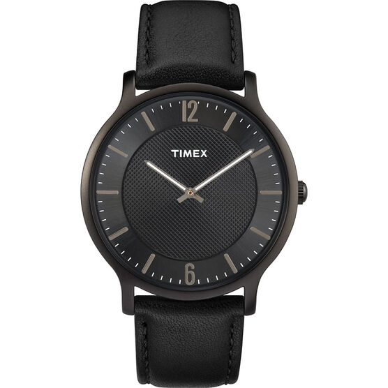 Timex Metropolitan Fashion Watch - TW2R50100GP
