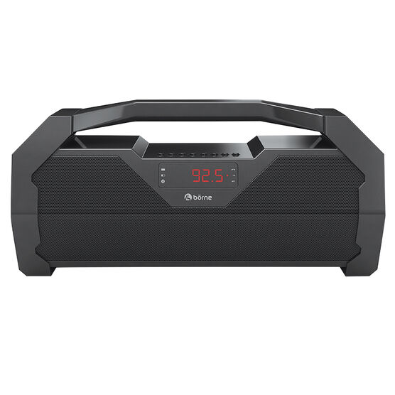 Borne Wireless Blaster - Black - BTSPK30BK