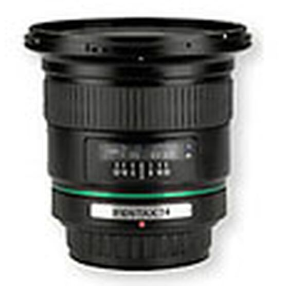 Pentax DA 14mm f/2.8 ED IF Lens