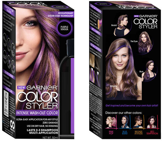 Garnier Color Styler Intense Wash-Out Color