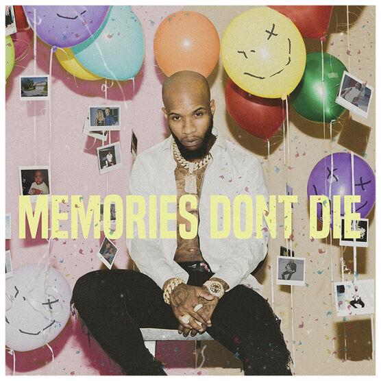 Tory Lanez - Memories Don't Die - CD
