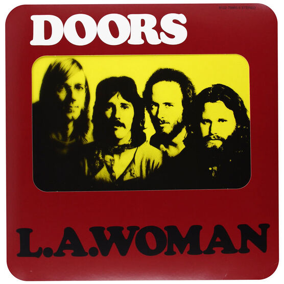 The Doors - L.A. Woman - 180g Vinyl