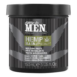 Dippity-Do Men Hemp Hair & Scalp Molding Paste - 150g
