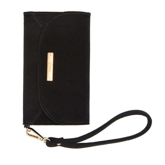 Sonix Wristlet Case for iPhone X - Black Velvet - SX56800030603