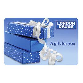 London Drugs Gift Card - $10