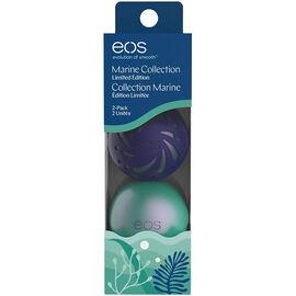 EOS Marine Collection Lip Balm - 2 x 7g