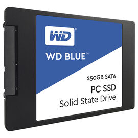 WD Blue 250GB Solid State Drive - WDBNCE2500P