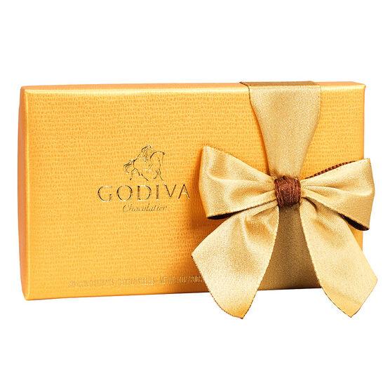 Godiva Classic Boxed Chocolates - 8 piece