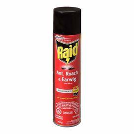 Raid Ant, Roach & Earwig Bug Killer - 350g