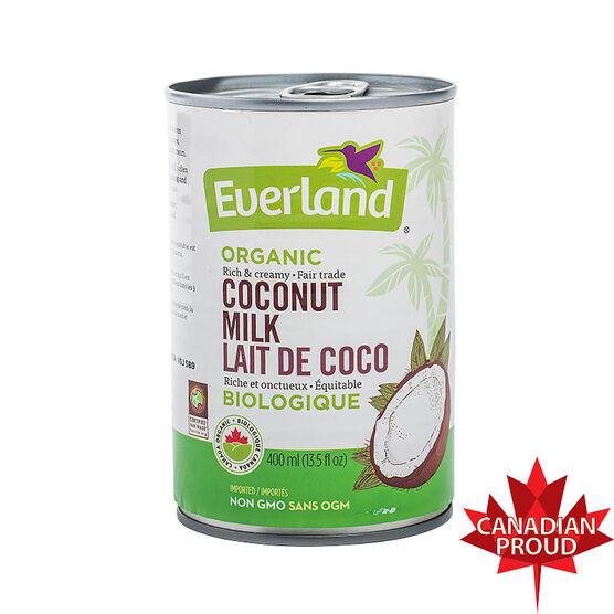 Everland Coconut Milk - 400ml