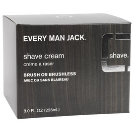 Every Man Jack Shave Cream - Cedarwood - 8oz